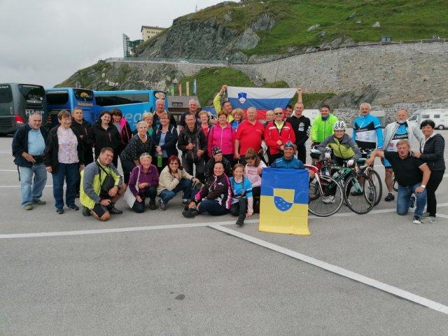 Pohodniki in kolesarji, vsi zadovoljni!